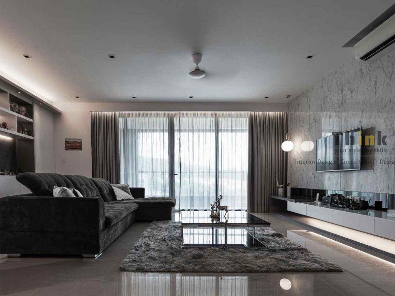 Living Area - Infiniti 3