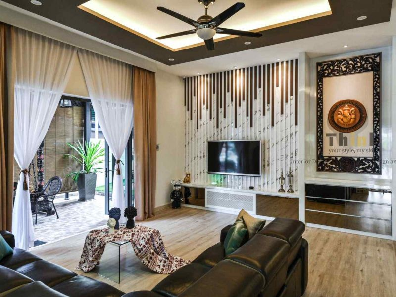 Living Room - Bukit Jelutong