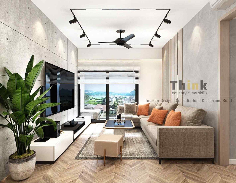 Living Area - Akasa Cheras South