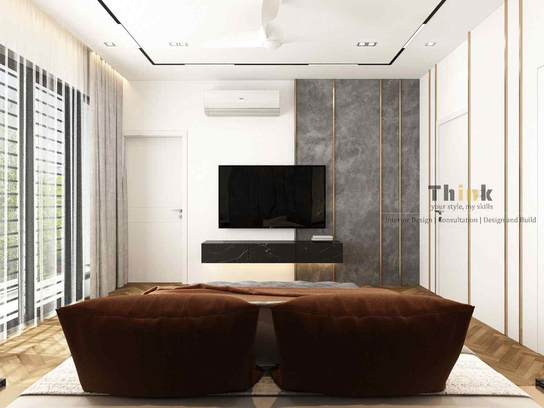Living Space - Denai Alam Forrea