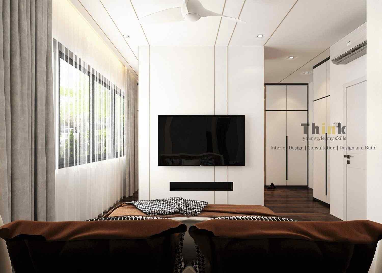 Master Bedroom - Eco Forest Semenyih