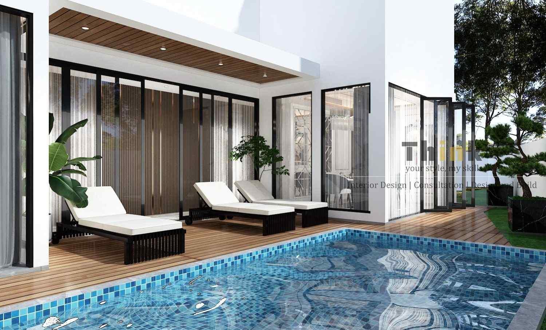 Pool Area - Ferrea U16